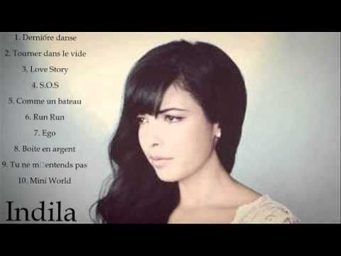 Indila Mini World Music 1international Album