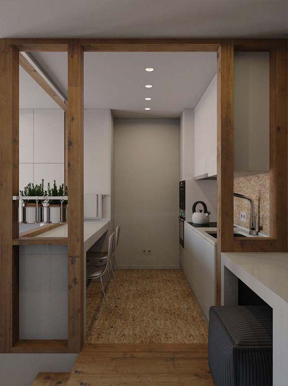25m²_ein-kleines-multifunktionales-City-Apartment-mit-offener-Küche