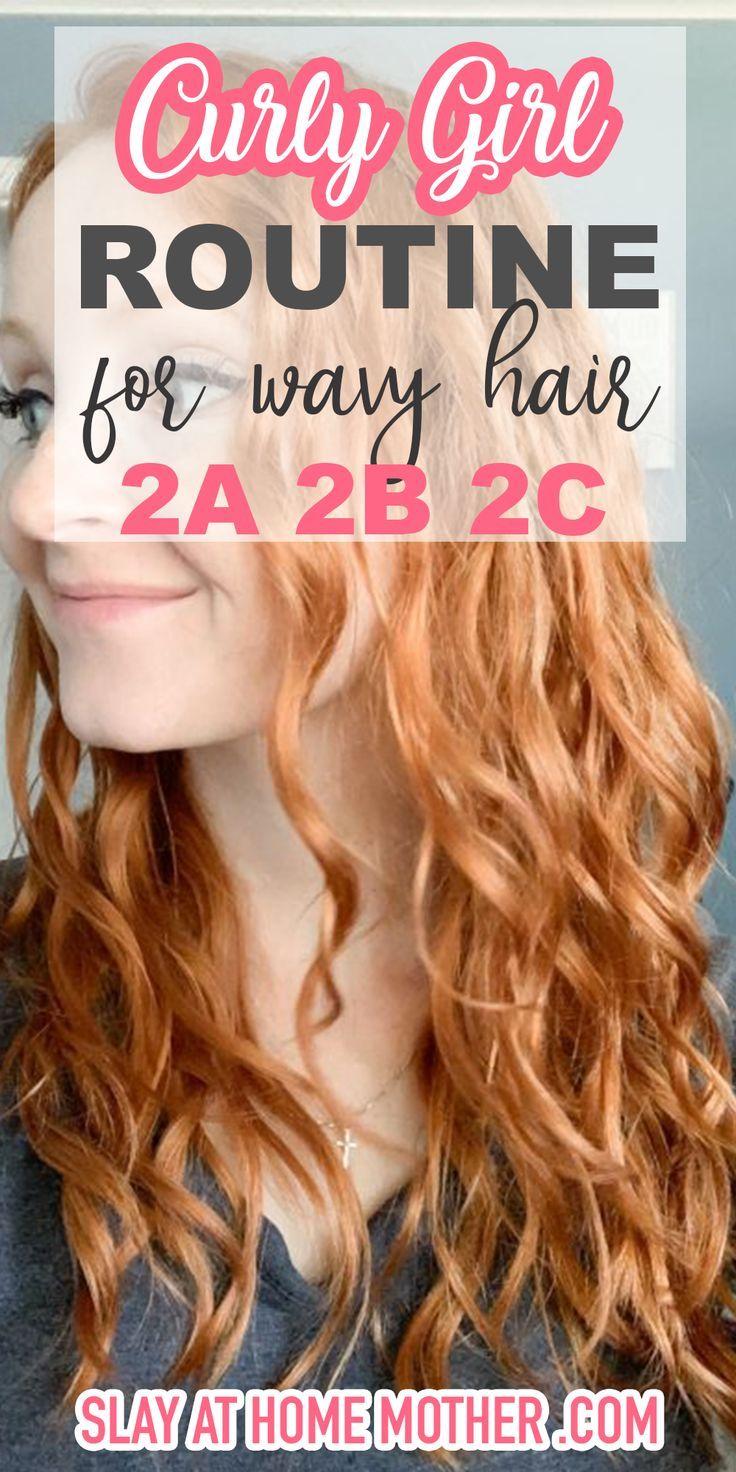 2B Hair Routine: Curly Girl Method