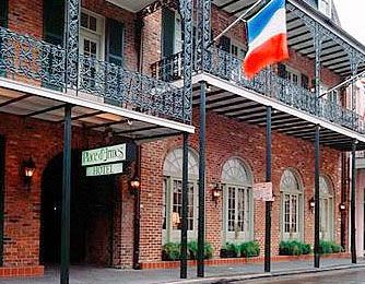 New Orleans Hotel Haunted Ghost Travelnola S Hotels