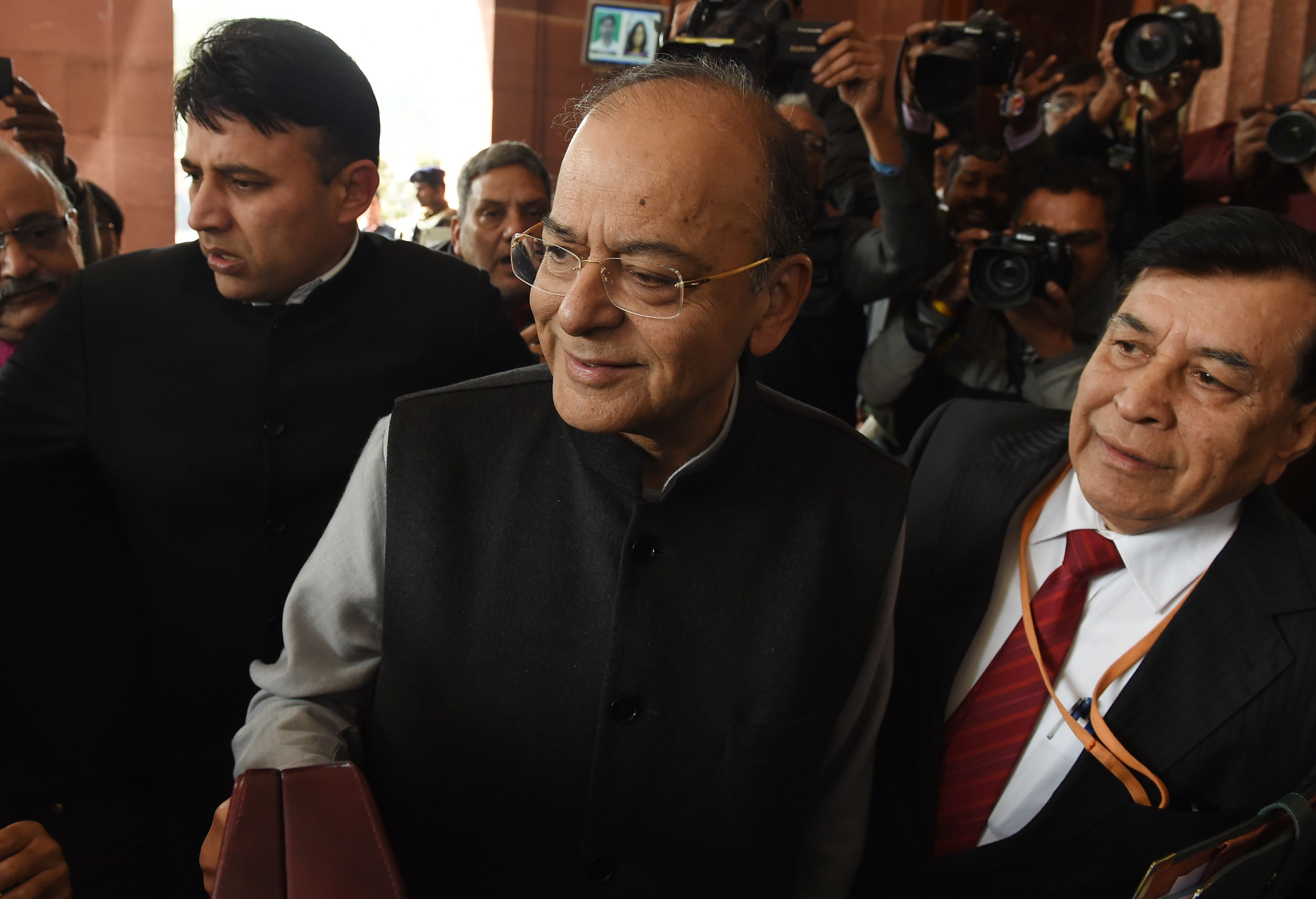 New India finance minister days before final budget News