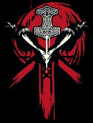 Pin De Exla Design Em Vikingos Arte