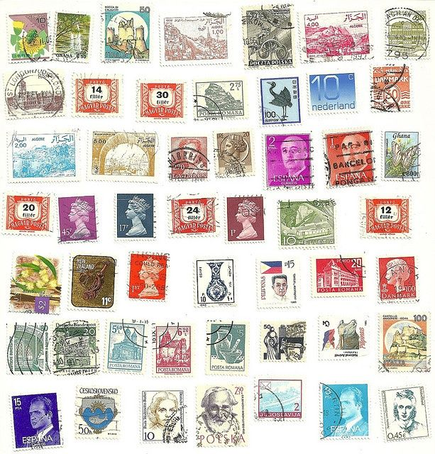 It is an image of Unforgettable Printable Postage Stamps