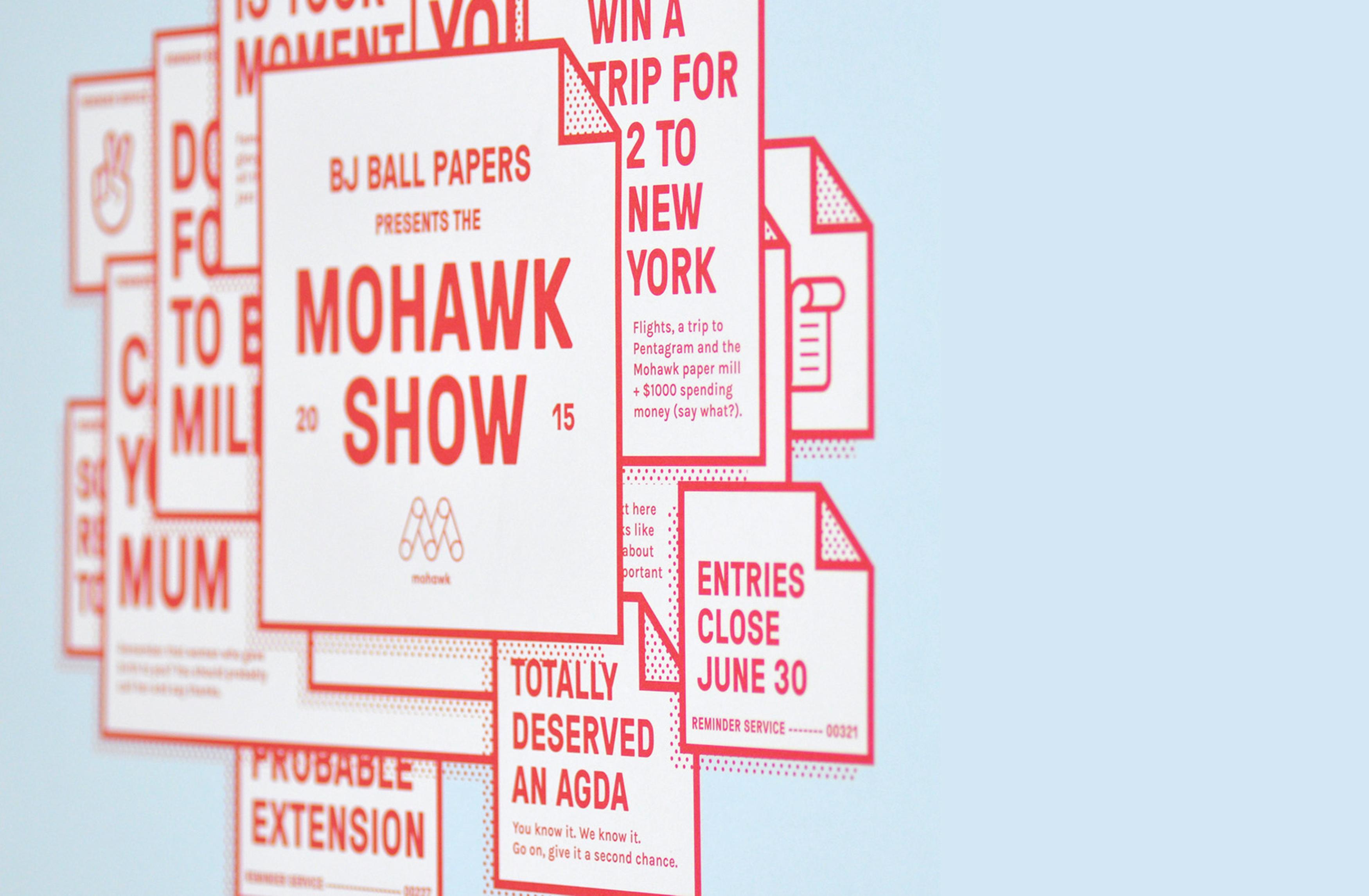 Mohawk reminder service branding pinterest mohawks and design