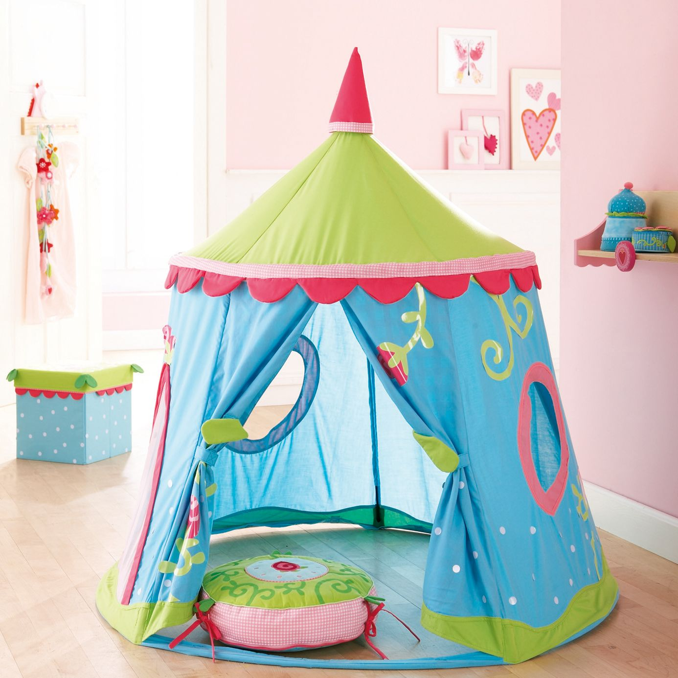 Play Tent Caro-Lini from Haba $134  sc 1 st  Pinterest & Play Tent Caro-Lini from Haba $134 | for the girls | Pinterest ...
