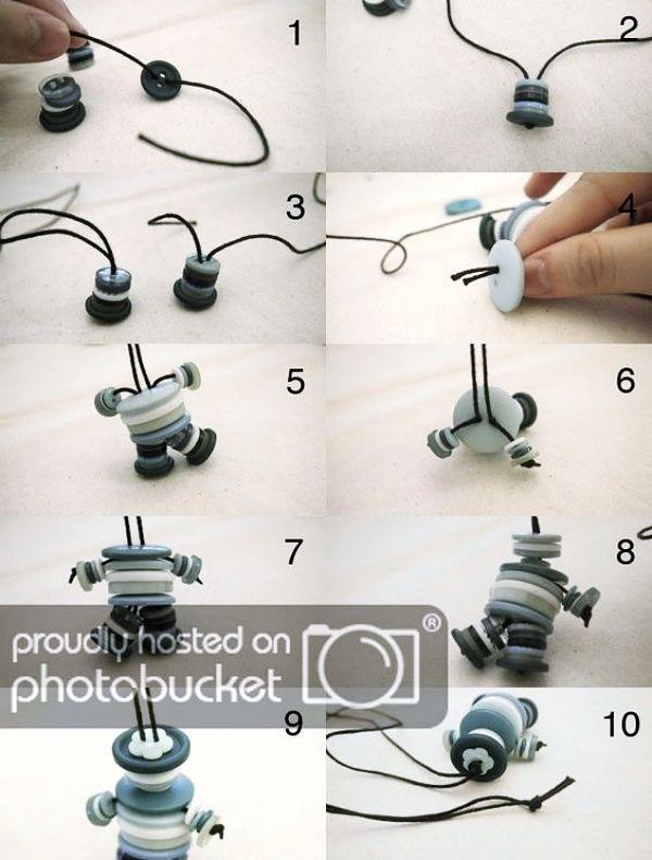 Photo of 40 Extraordinary DIY Button Craft Ideas – Bored Art