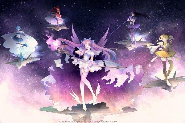 Magica Mobili ~ Mahou shoujo madoka☆magica #1837573 zerochan mobile madoka