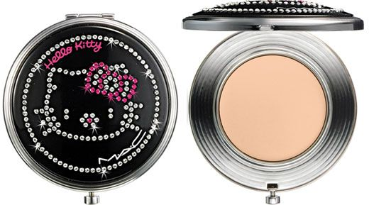 Available Now Mac Hello Kitty Kouture My Love For Mac Makeup