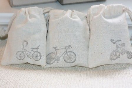 Bicycle Party Bags