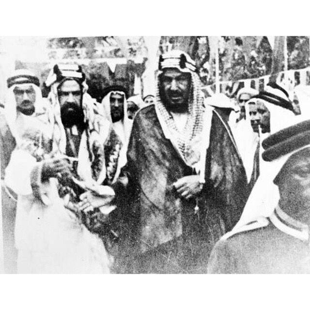 King Abdulaziz Bin Saud Saudi Arabia Culture Inspirational People Historical Photos