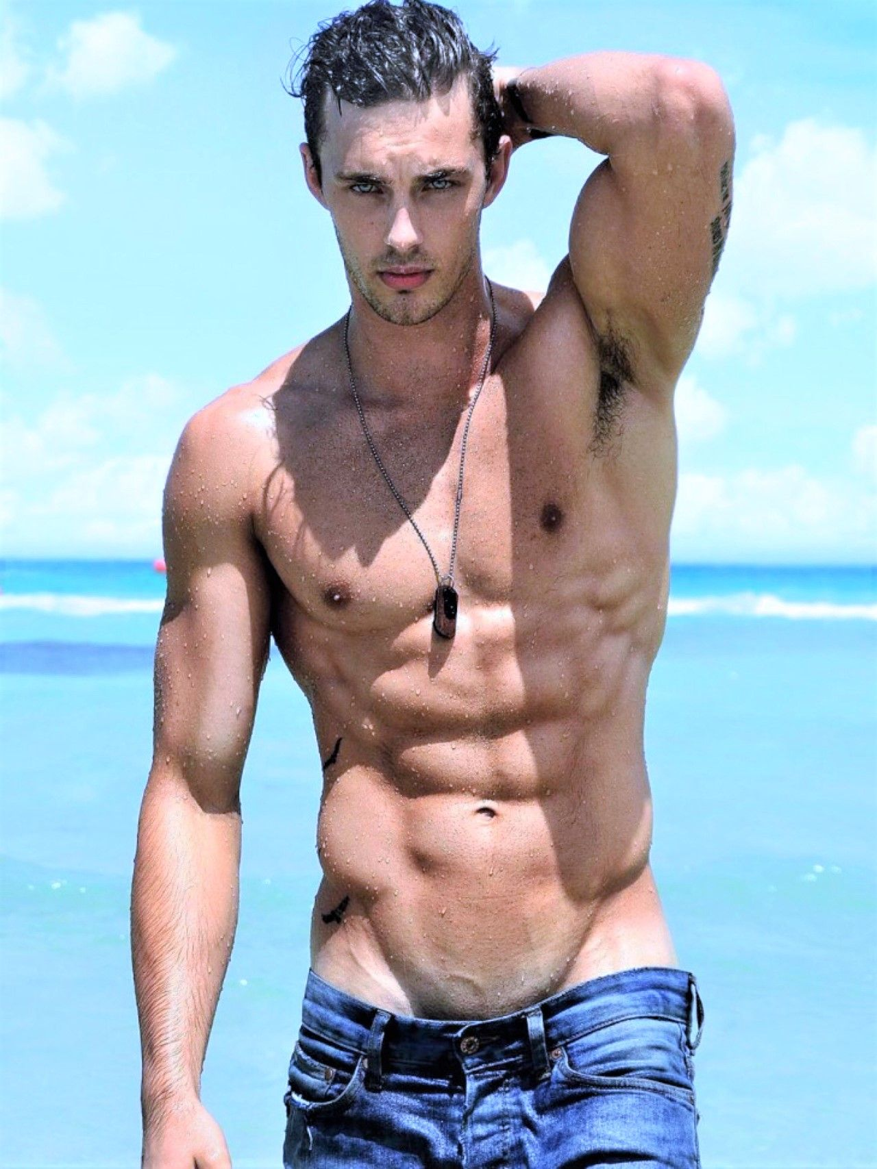 Christian Hogue Guys In Their Jeans 2018 Pinterest Hot Lgs Slim Fit Youth Boy Giant Leap Merah Xl Shirtless Men Pics Male Physique Real