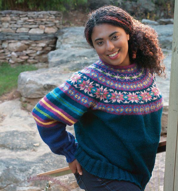 Monsina (Women's Pullover) by Lars Rains