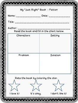 book reviews summarizing worksheets grades 1 5 reading first grade reading reading is. Black Bedroom Furniture Sets. Home Design Ideas