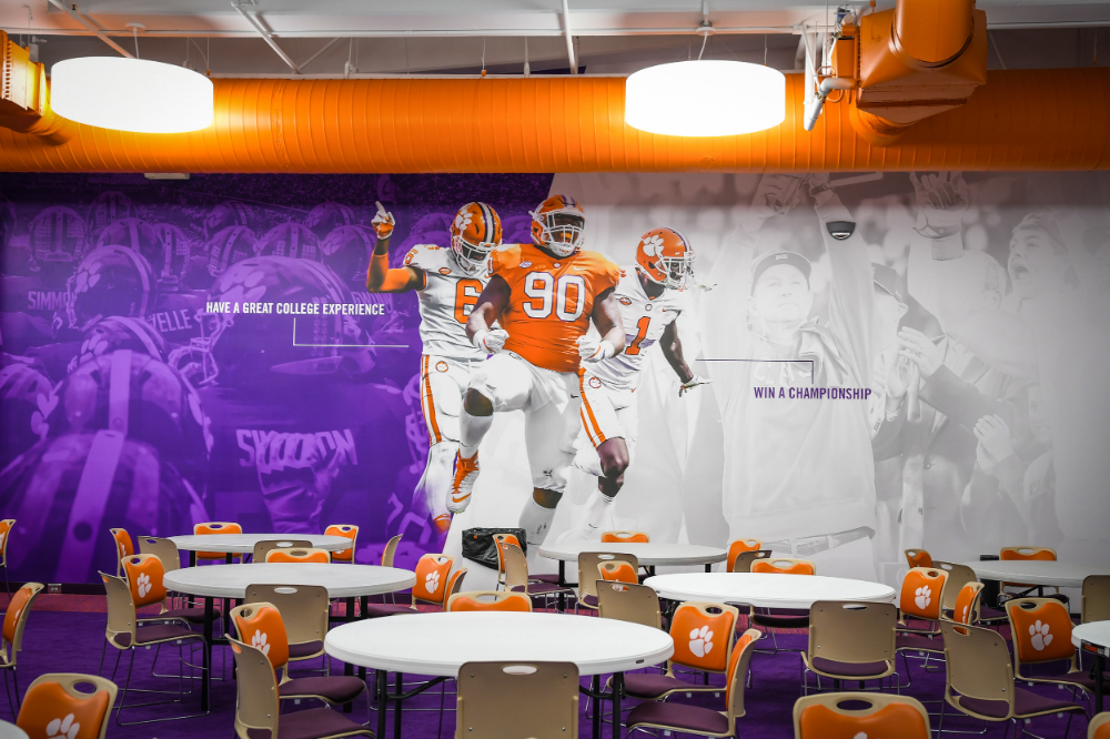 Clemson 49 Degrees Clemson College Experience Degrees