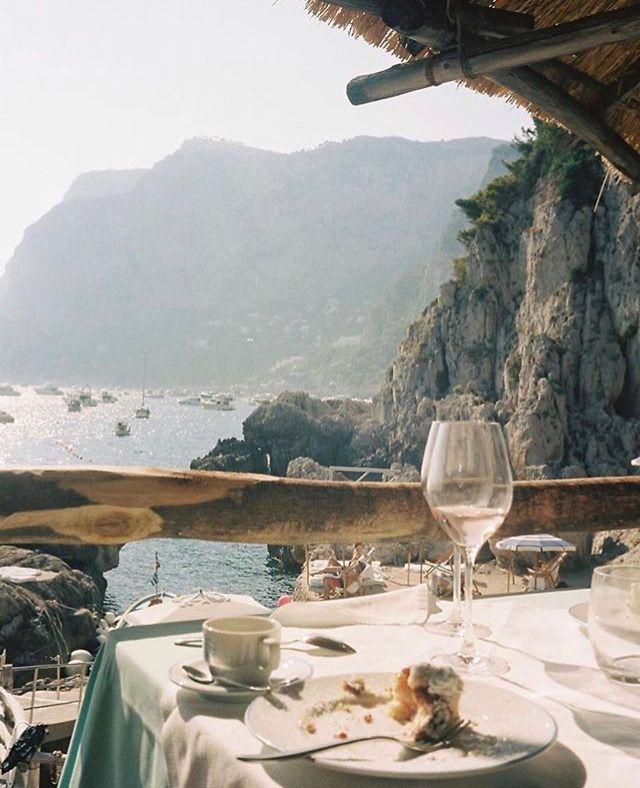@rymuppet - #autorias #capri #italia #italy #ocean #rymuppet #sea #view