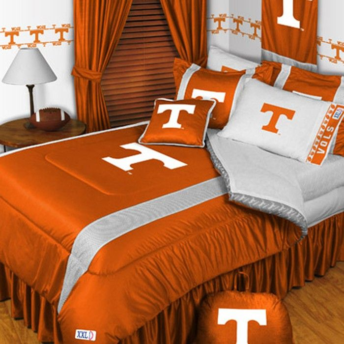 University of Tennessee Sidelines Bed in a Bag | College ...