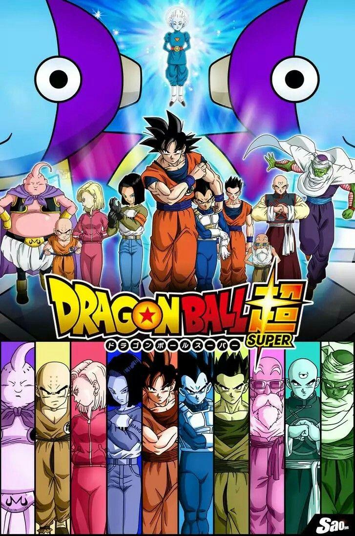 Nuevo Arco De Dragon Ball Super Torneo Del Poder Dragonballz