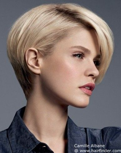 20 Trendy Short Hairstyles to Cheer you Up for Spring 2014