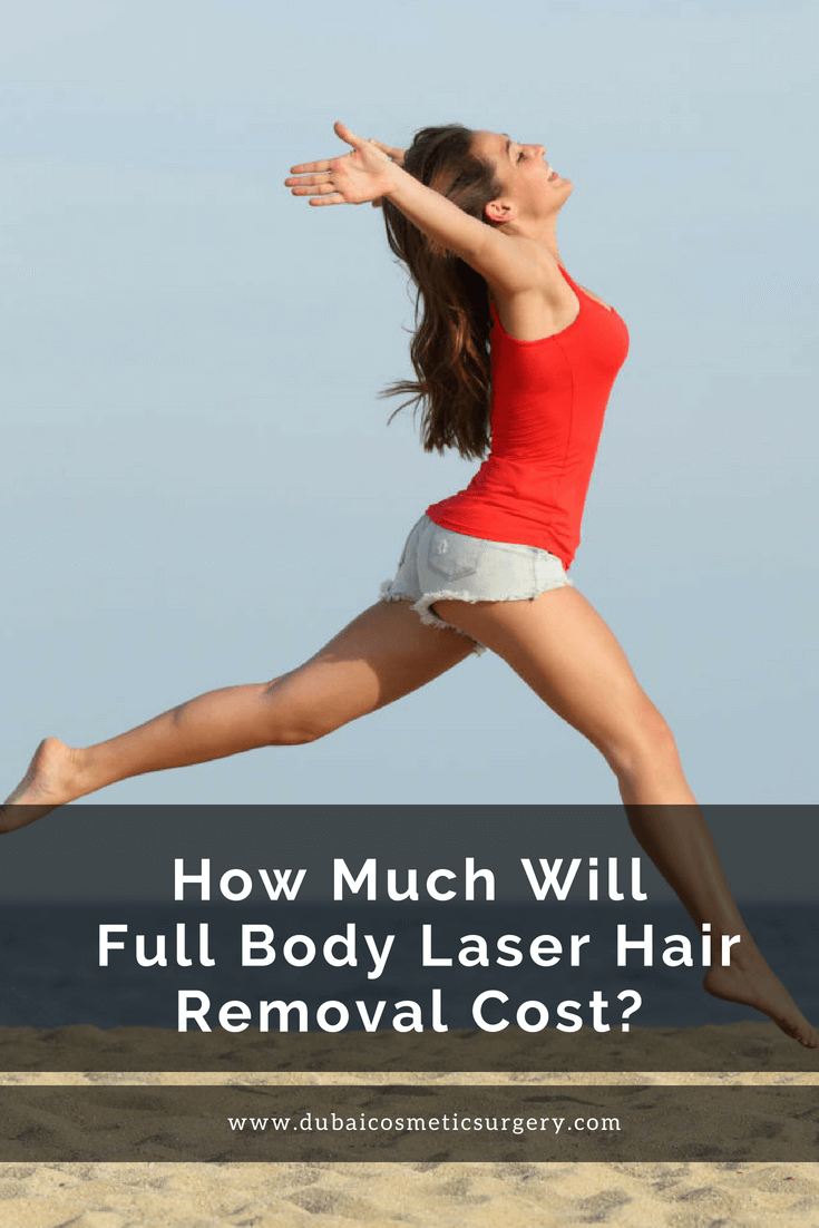 How Much Will Full Body Laser Hair Removal Cost Laser Hair