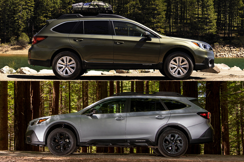 2019 Vs 2020 Subaru Outback What S The Difference Autotrader In 2020 Subaru Outback Subaru Autotrader