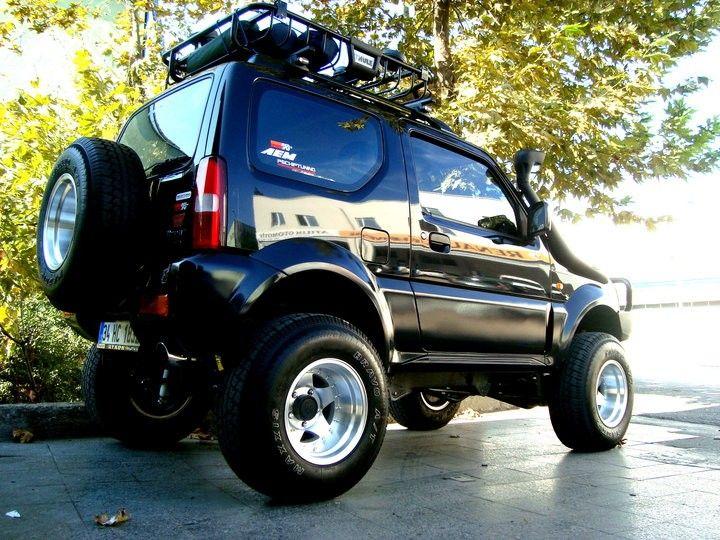 Suzuki Jimny 2010 Offroad Extreme