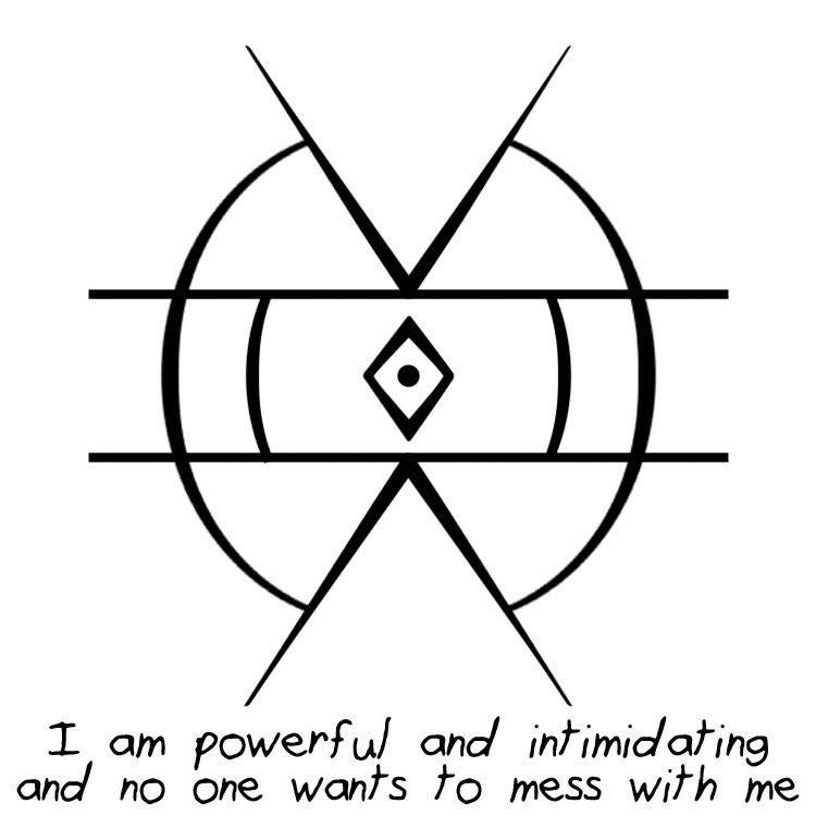 Pin by gracie po on Sigil   Sigil magic, Magic symbols, Wicca