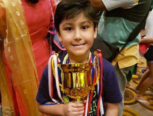 Niño Mexicano Gana Campeonato Internacional de Cálculo Mental en Malasia http://ow.ly/pFJF30dI1Th