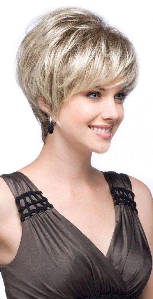 modèle coiffure femme cheveux courts effilés | Coiffure et beauté ...