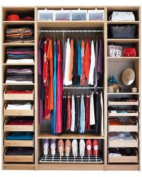 Pictures - 50 Clever ideas to organize your wardrobe - San Diego interior  decorating | Examiner