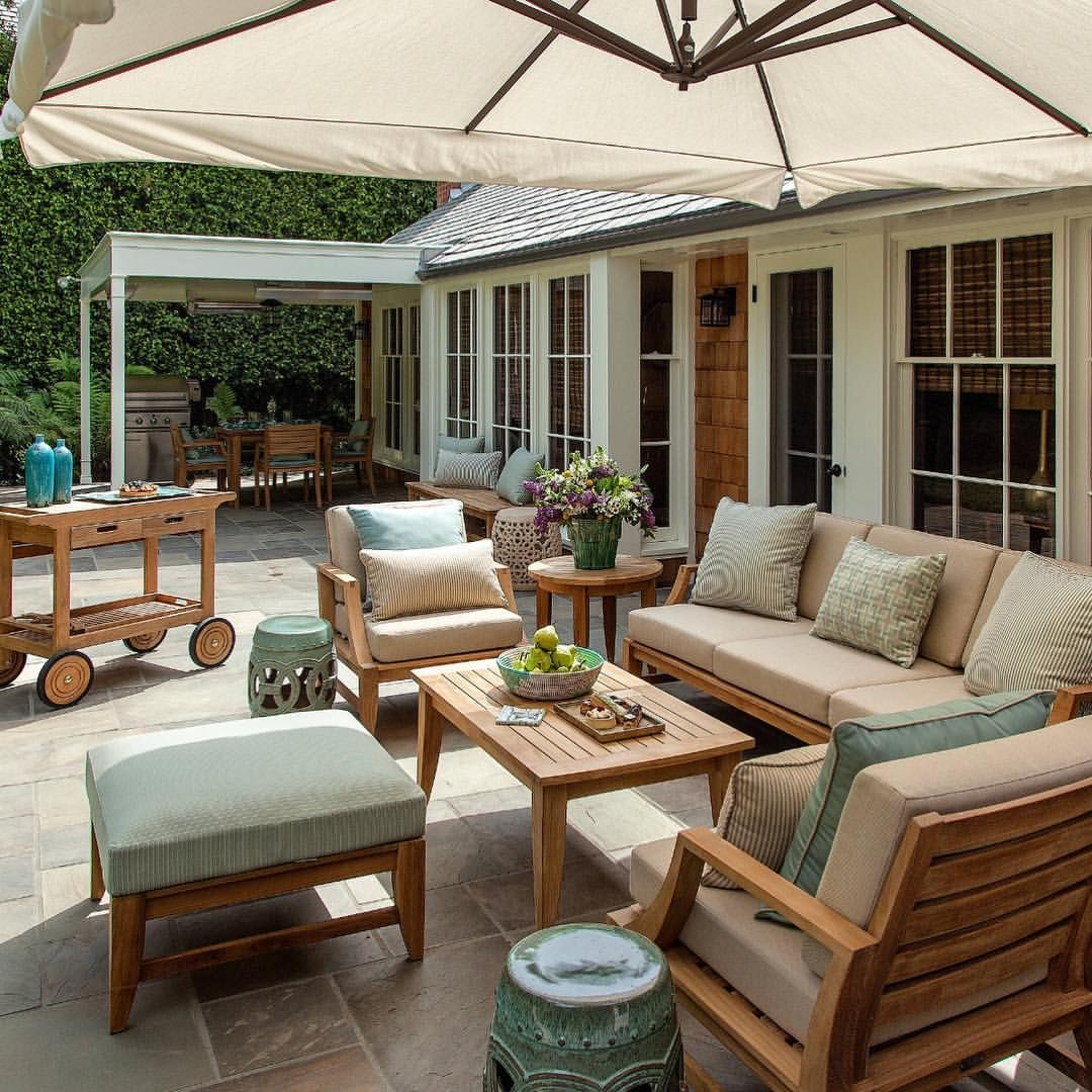 This looks so lovely and relaxing. Want.   Outdoor ...