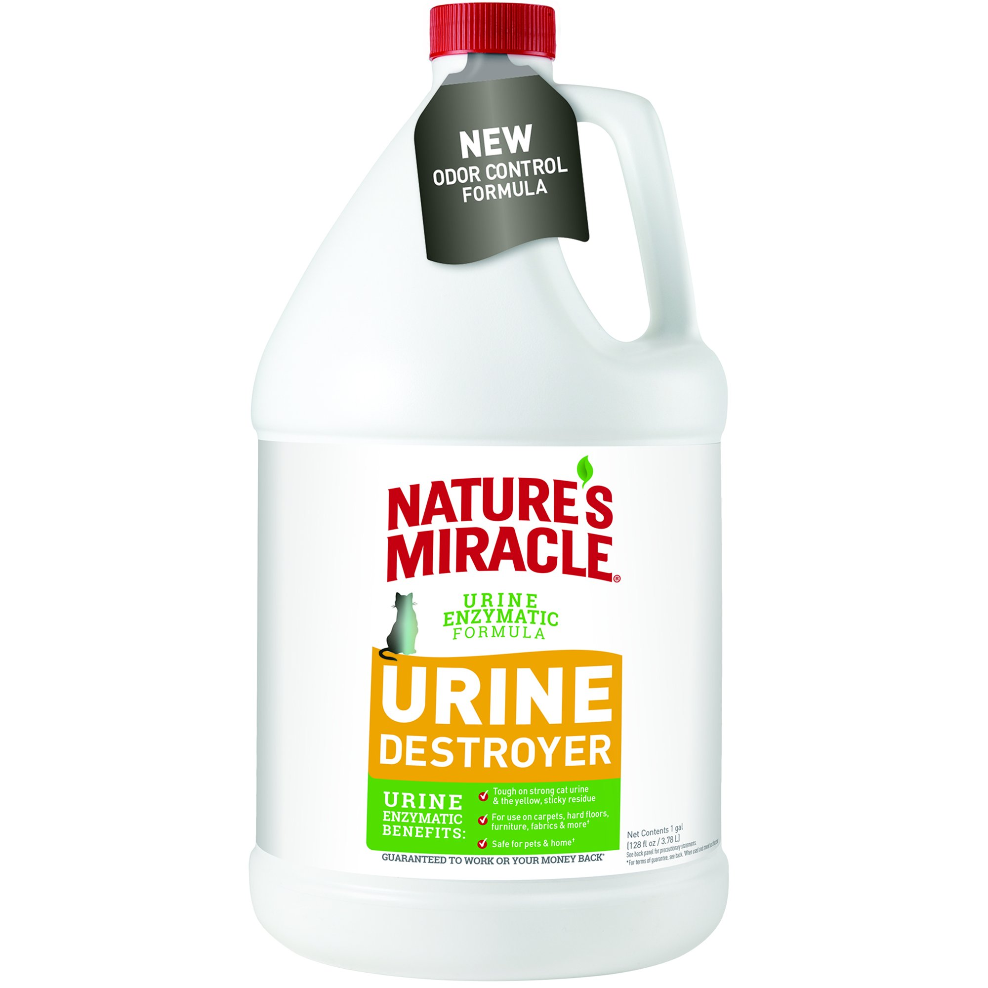 Nature's Miracle New Formula Just for Cats Urine Destroyer
