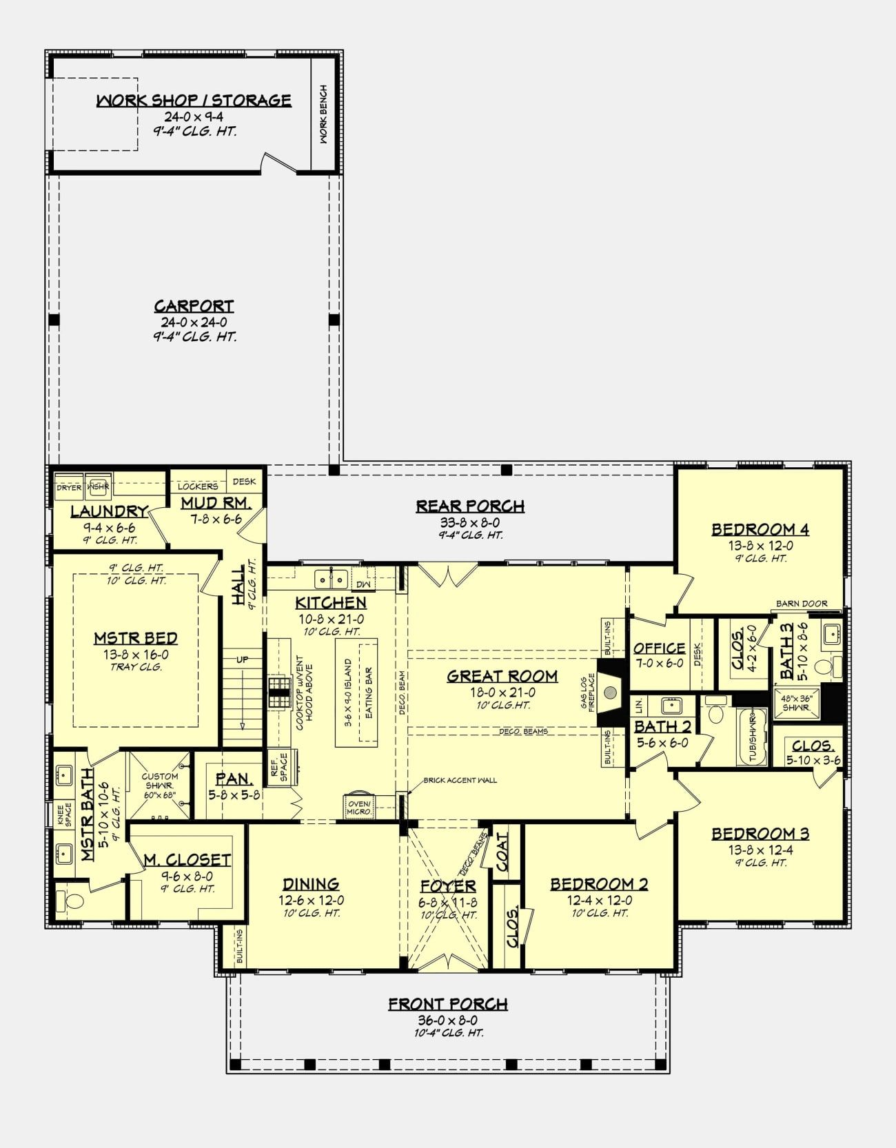 Ashwood Court House Plan House Plan Zone In 2020 Farmhouse Style House Plans Farmhouse Style House House Plans Farmhouse