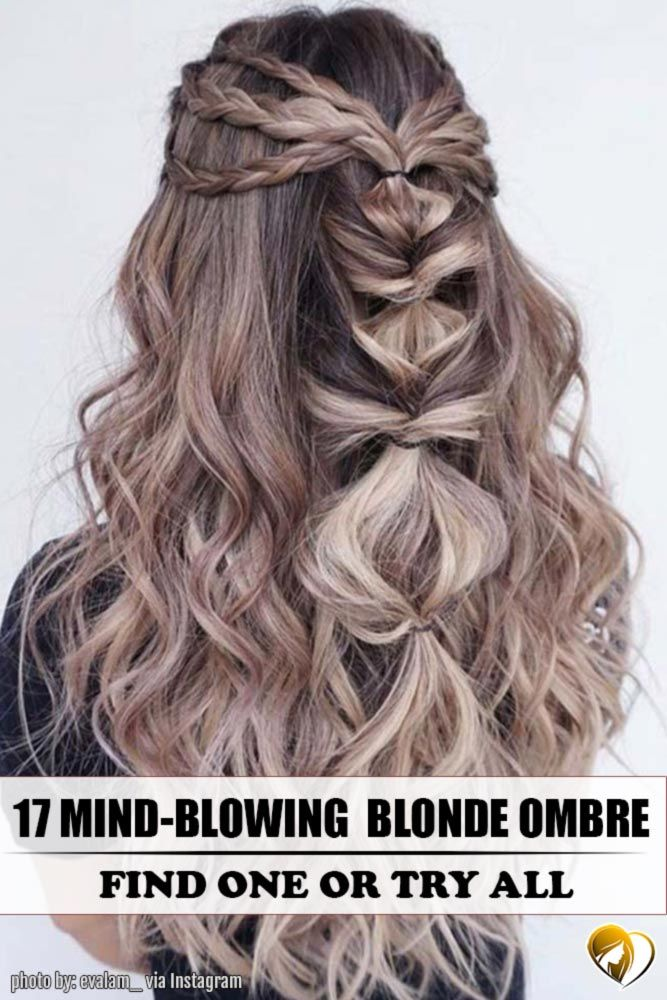 Ombre Hair Is All The Rage Now And Blonde Ombre Is No Exception