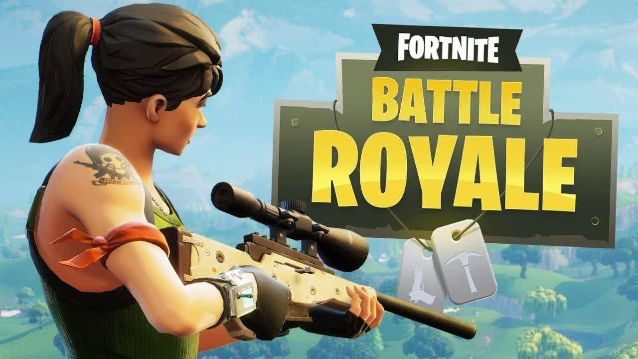 Fortnite Battle Royale Free Download 2018     Fortnite ...