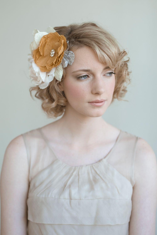 hair adornments | wedding | Pinterest