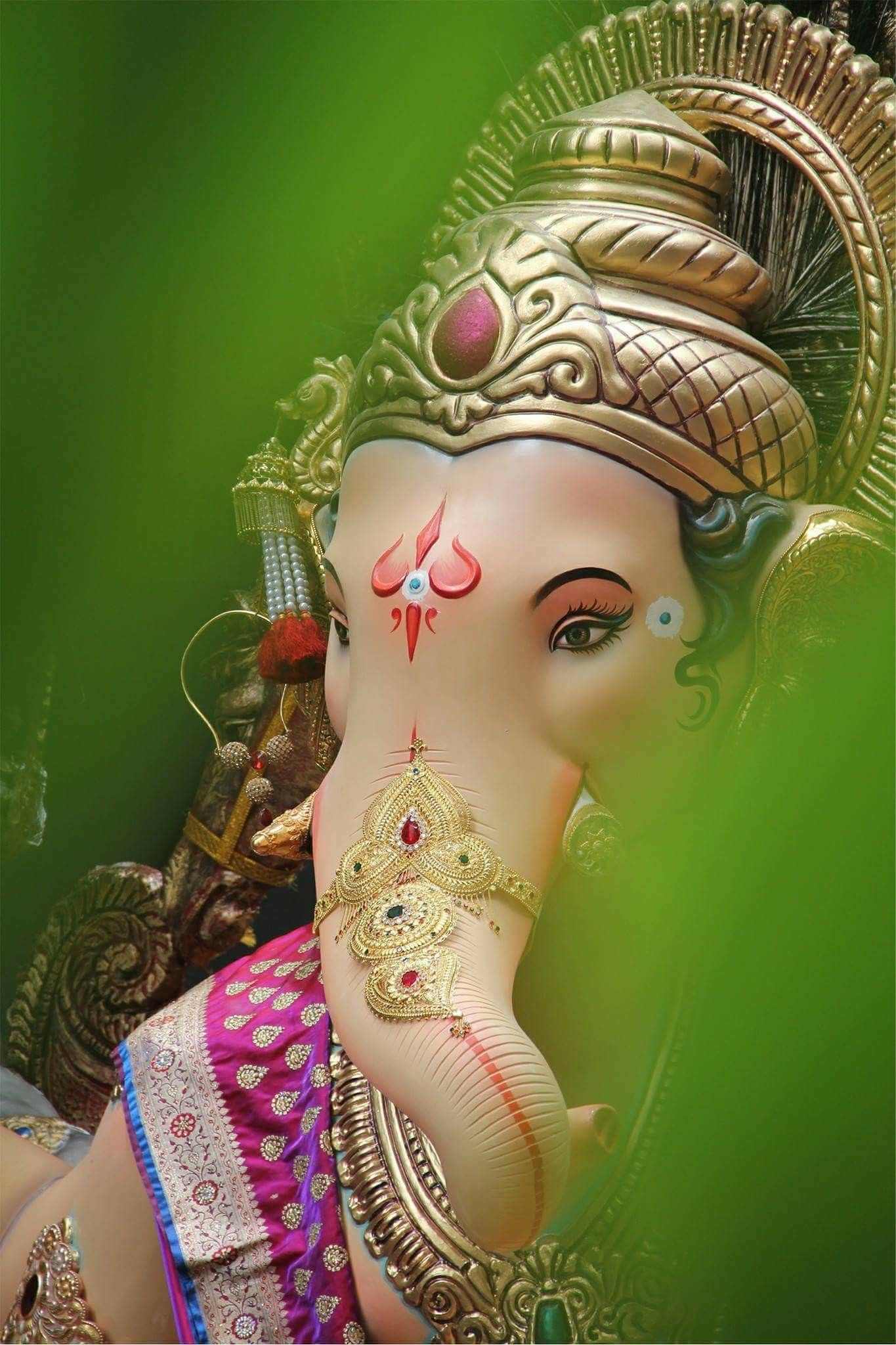 Chinchpoklicha Chintamani Mumbai Ganesh Chaturthi Images Happy Ganesh Chaturthi Images Ganesh Wallpaper