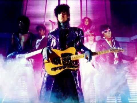 Prince and The Revolution When The Doves Cry