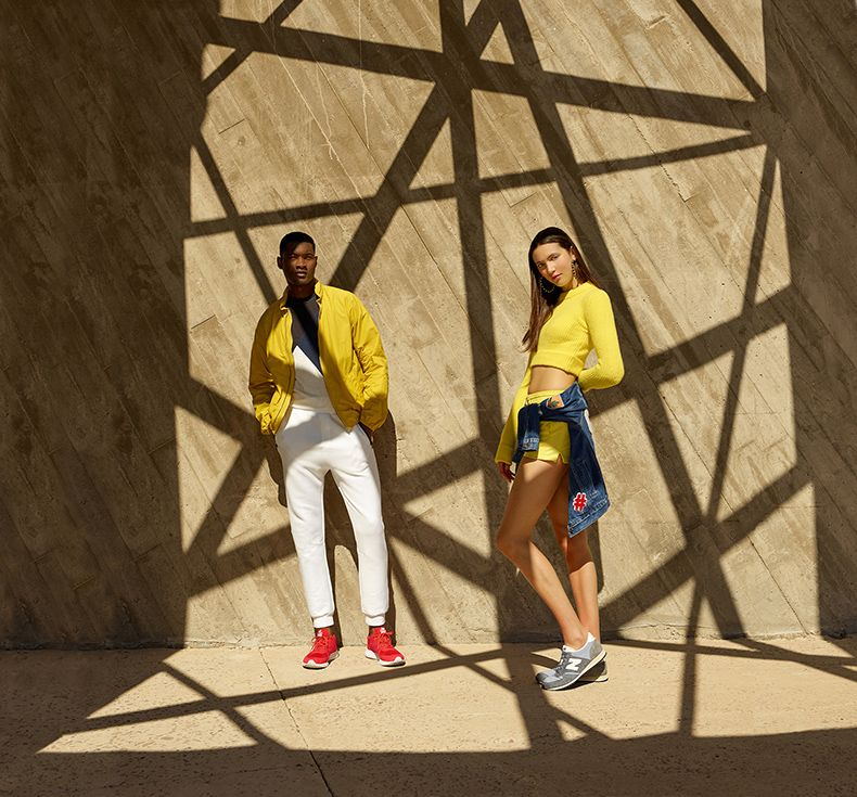 Schuh Gives Us Sporty Sneaker Envy