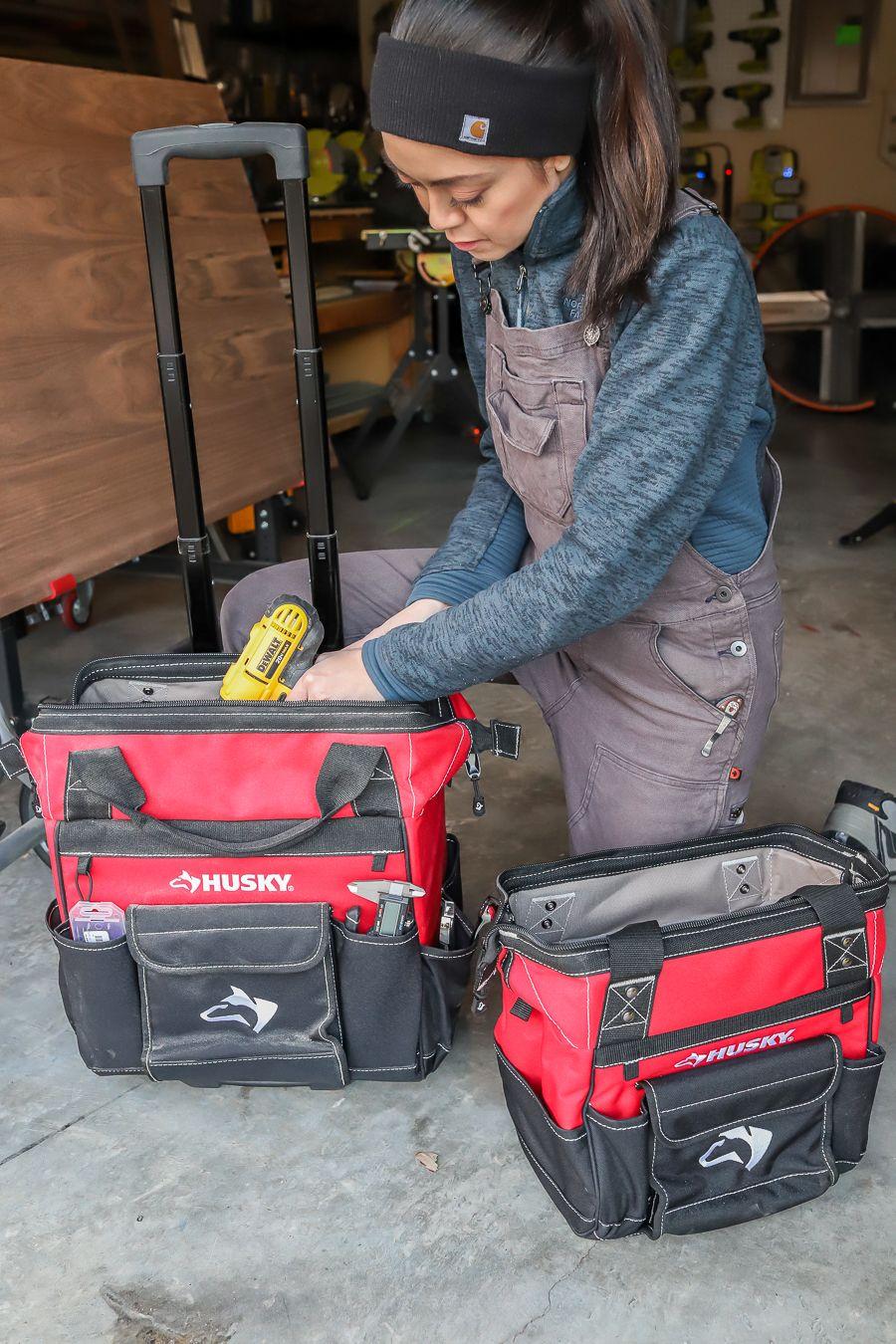 Husky Rolling Tool Bag Review Tool Bag Husky Tool Bag Canvas Tool Bag
