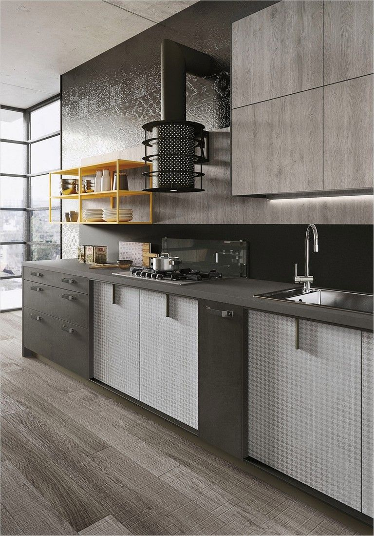 Two window kitchen design   beautiful ideas urban classic kitchen design that will amaze you