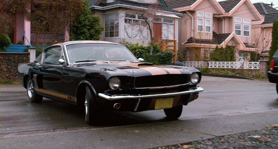 Scary Movie 4 1966 Mustang Shelby Gt350 Scary Movies Scary