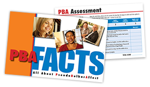 PseudoBulbar Affect (PBA) is a neurologic condition that affects nearly 2 million Americans with certain neurologic conditions and brain injuries.
