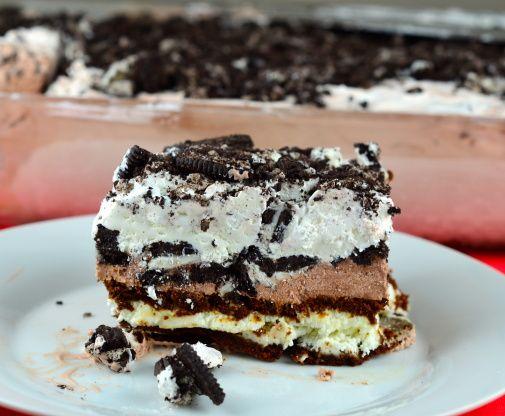 Fabulous Summertime Ice Cream Sandwich Cake Recipe Food Cake Recipes Birthday Cards Printable Opercafe Filternl
