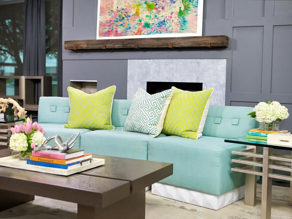 20 Living Room Color Palettes Youu0027ve Never