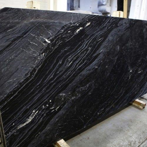 ABU BLACK MARBLE 2 CM POLISHED HG-143-2 | Decorative wall tiles ...