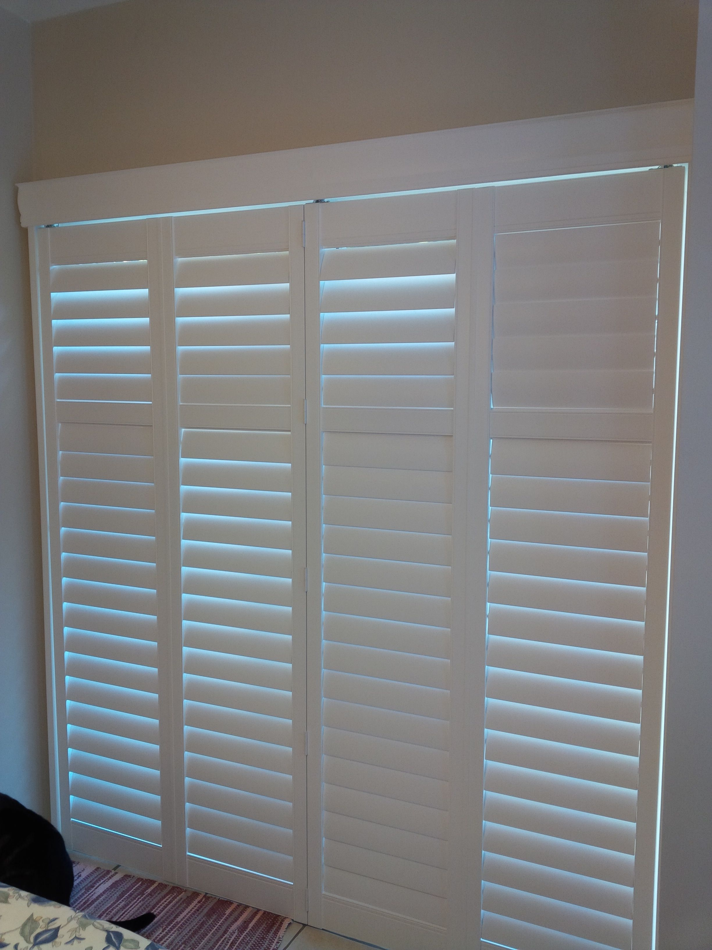 Eclipse 3 1 2 Shutters Thx Frank Our Newmarket Store Your