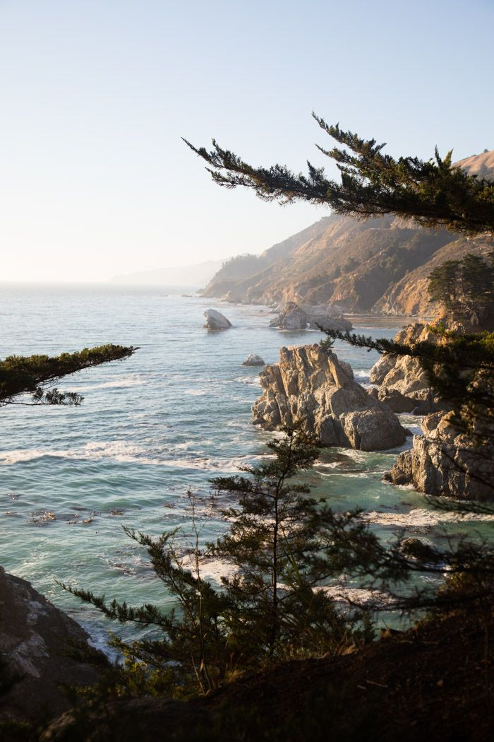 Travelogue: Camping in Big Sur, California - Hither & Thither