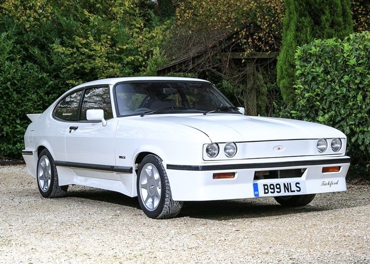 Tickford Ford Capri Ford Mustang Car Ford