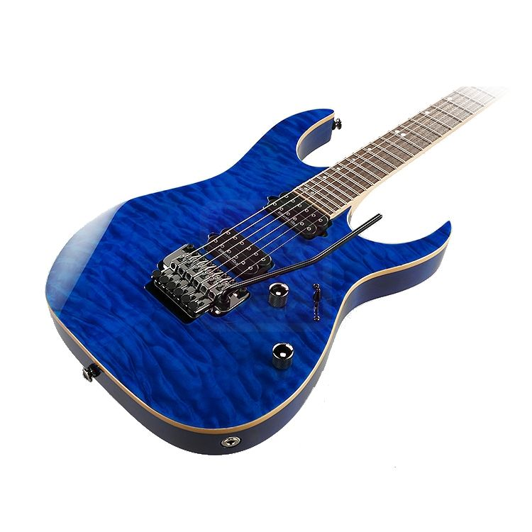 Cobalt Blue Ibanez Rg920qmz Cbe Rg Premium Elektr