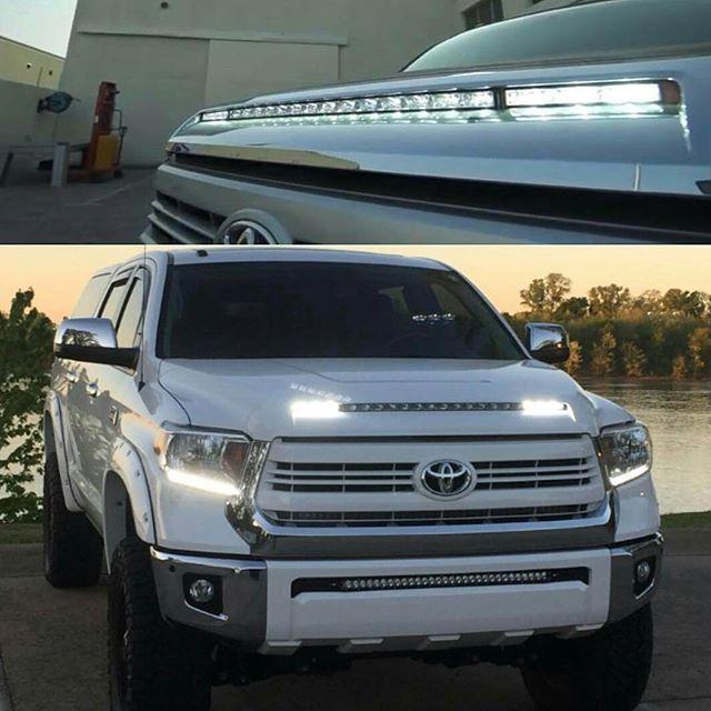 2006 Tacoma Platinum: 2015 Toyota Tundra Upgrades